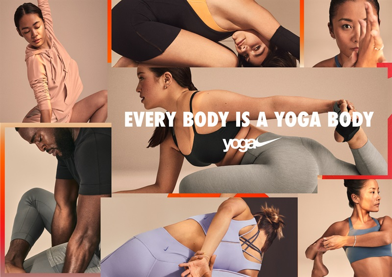 EVERY BODY IS A YOGA BODY——全新Nike Yoga系列,釋放你我潛能