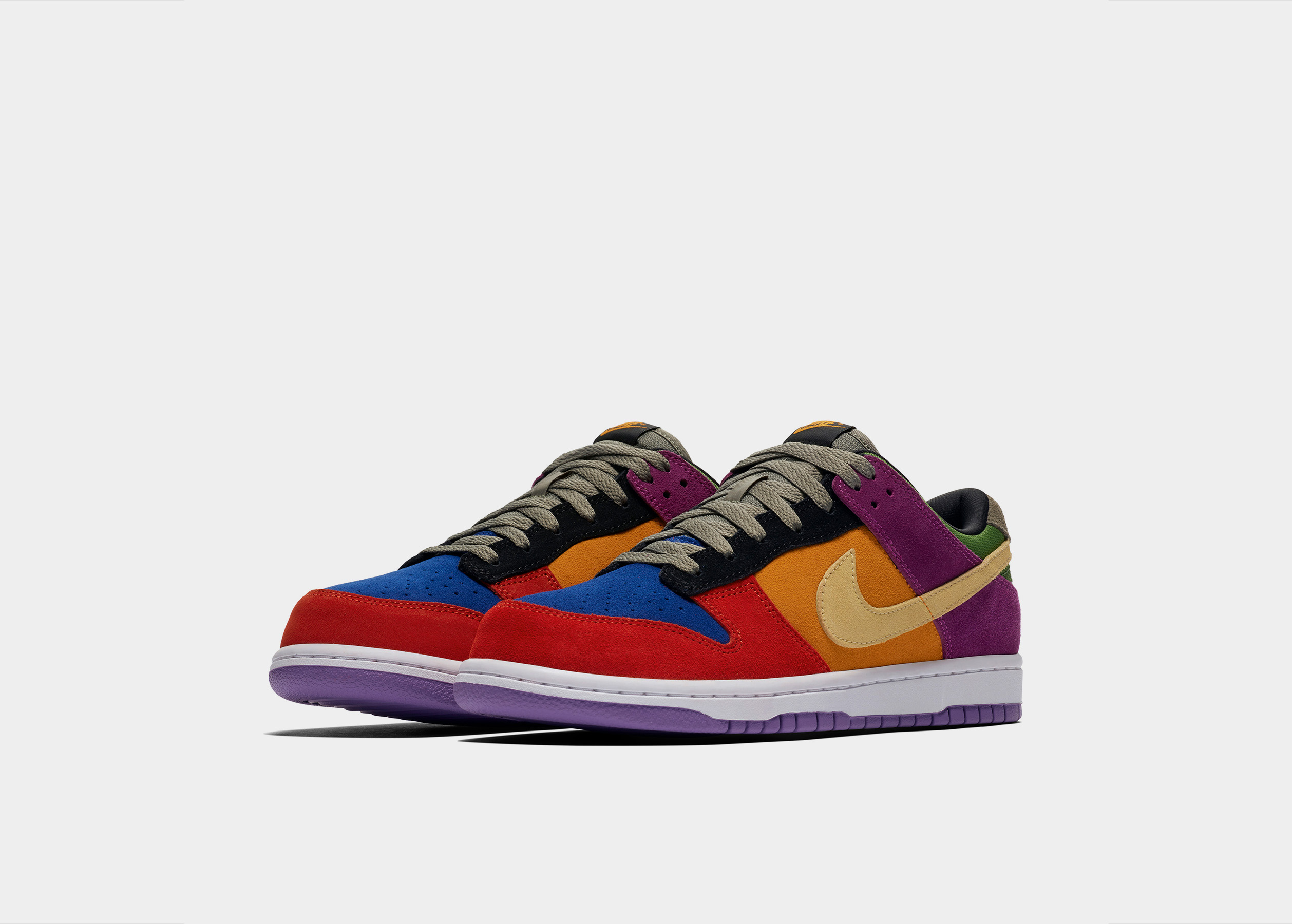回归的传奇:2019 Nike Dunk Low Viotech