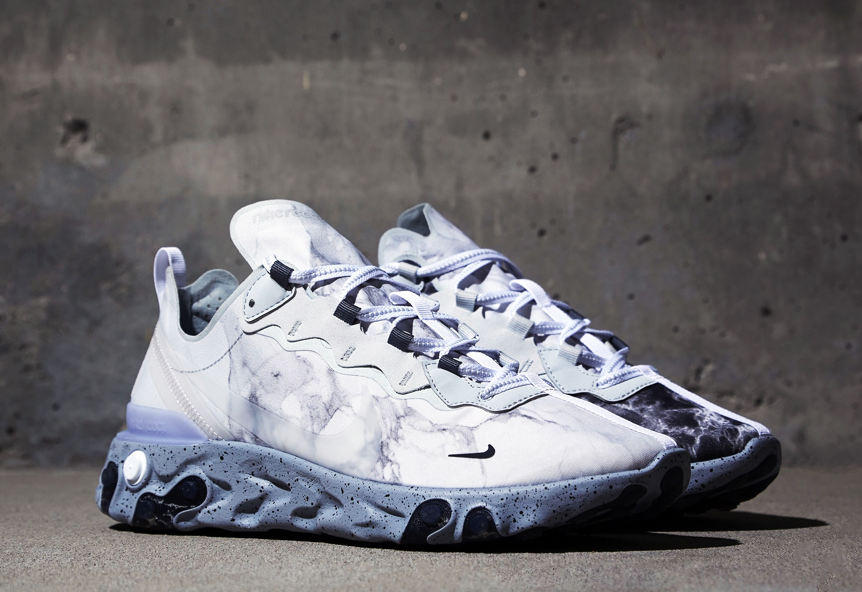 Nike React Element Kenny 55