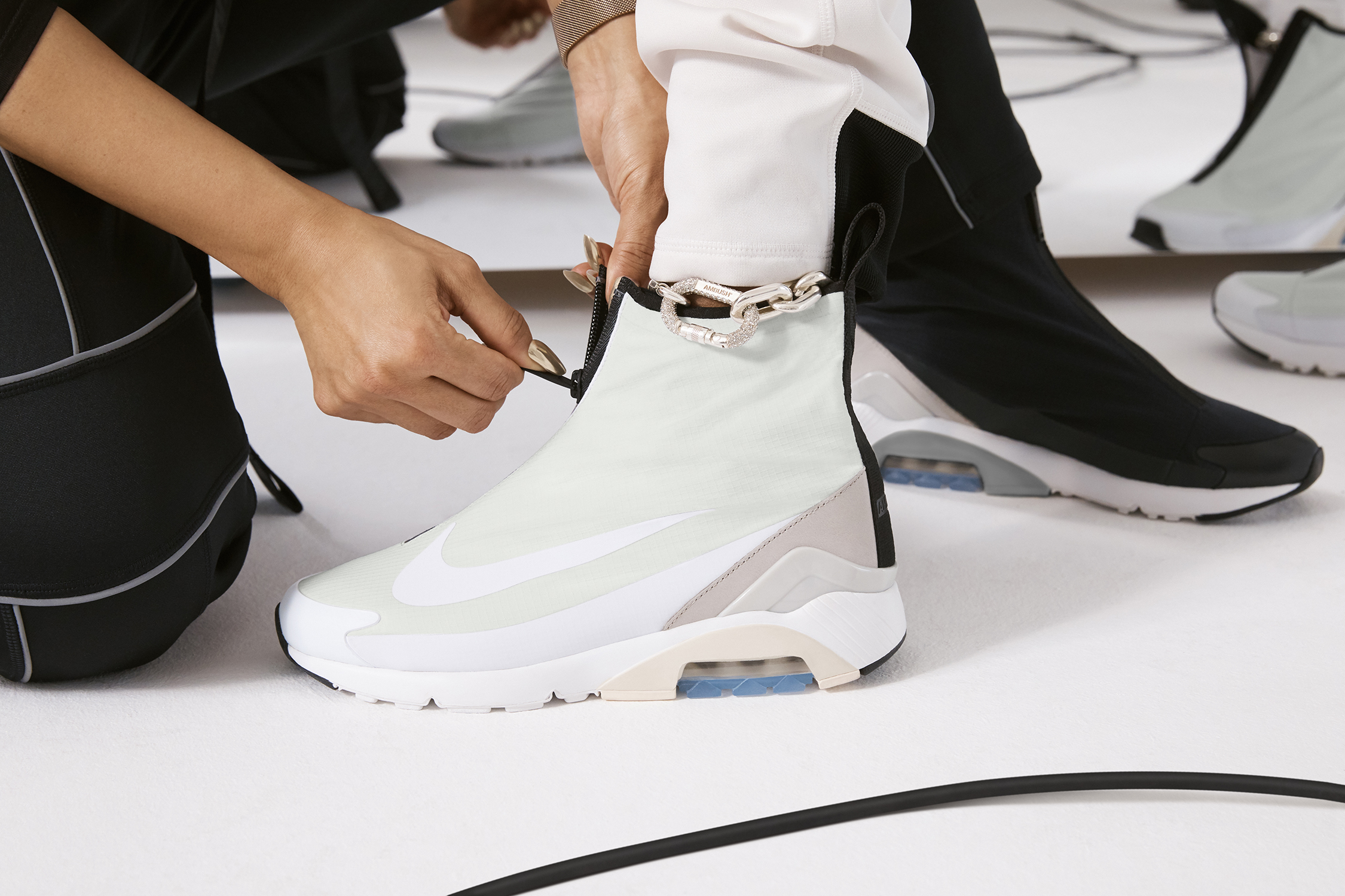 Nike x AMBUSH® Air Max 180 鞋款购买指南