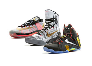 NIKE BASKETBALL發佈ELITE SERIES GOLD系列